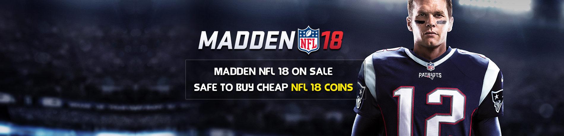 Cheap Madden NFL 18 Coins