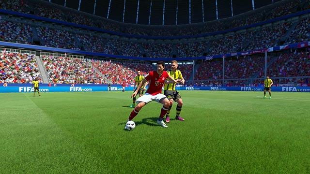 Résultats de recherche d'images pour «fifa 18 gameplay»